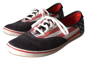 Vans Freedom (red, white, blue) Athletic