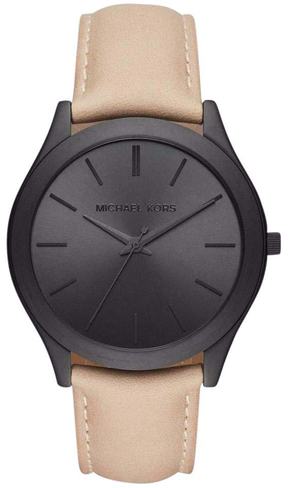 dbae680a7007 Michael Kors Slim Runway Black Dial Men s Casual Watch - Tradesy