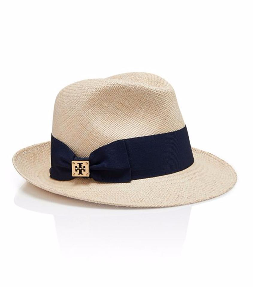 43801c9fb889b Tory Burch Tory Burch Hat CLASSIC GROSGRAIN FEDORA. STYLE NUMBER21135014  Image 0 ...