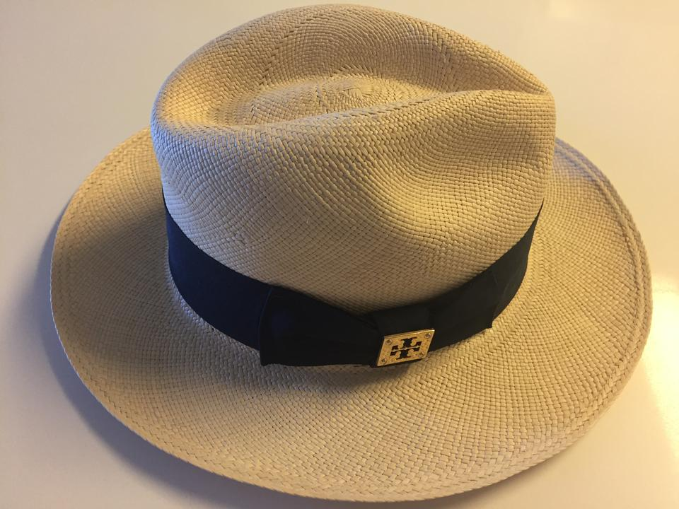 33f9d8c7e08eb Tory Burch Tory Burch Hat CLASSIC GROSGRAIN FEDORA. STYLE NUMBER21135014  Image 5. 123456