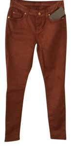 Seven7 Corduroy Super Soft Tags Skinny Pants rust