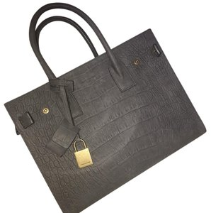 Grey Saint Laurent Bags - Up to 90% off at Tradesy 5ac3833cfd6fc