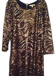Gibson & Latimer Vintage Sequin Dress