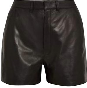 Iris & Ink Dress Shorts black