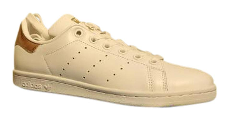 adidas Sneakers White with Copper Stan Sneakers adidas 0e8193