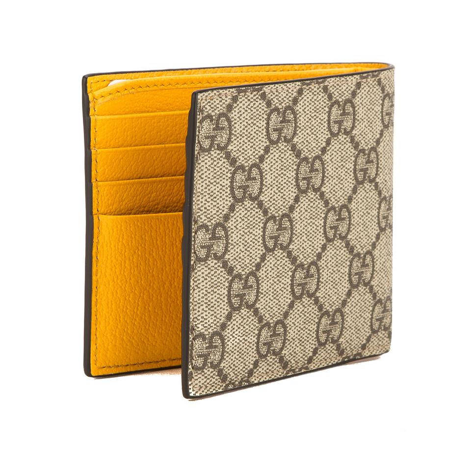 716f37de292d Gucci Gucci GG Supreme Canvas Neo Vintage Wallet New with Tags Image 7.  12345678