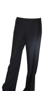 Chanel Trouser Pants Black