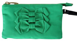 RED Valentino Green Clutch