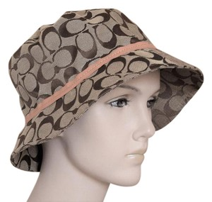 Coach Coach Signature Bucket Hat