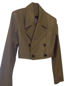North Beach Leather olive Leather Jacket