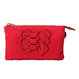 RED Valentino Red Clutch