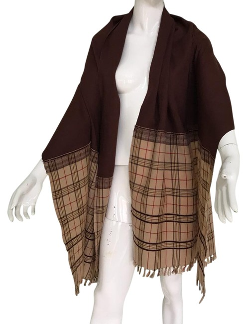Item - Brown and Camel Scarf/Wrap