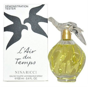 Nina Ricci L'AIR DU TEMPS BY NINA RICCI - BOXED TESTER- FRANCE