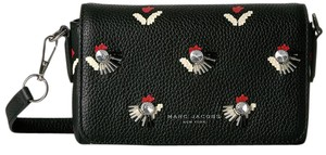 Marc Jacobs Embellished Tulip Leather 889732673290 M0009633 Cross Body Bag