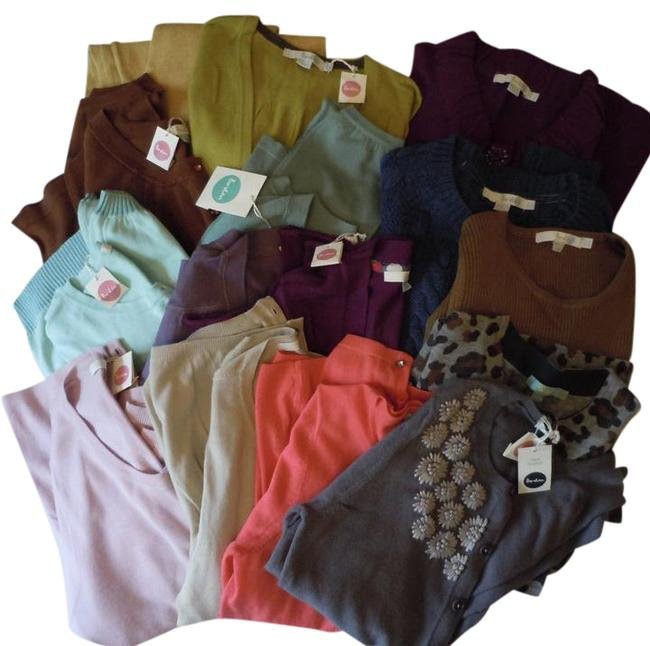 Preload https://img-static.tradesy.com/item/21923433/boden-multicolor-lot-of-15-sweaters-nwot-us4-cardigan-size-4-s-0-1-650-650.jpg