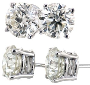 ABC Jewelry .46tcw Diamond Stud Earrings