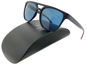 A|X Armani Exchange AX4032-814172 Men's Blue Frame Blue Lens 55mm Genuine Sunglasses