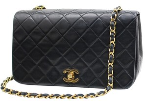 Chanel Vintage Classic Clutches 2.55 Cross Body Bag