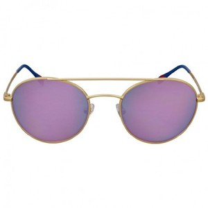 Prada Prada Aviator Style Pink Lens Authentic Sunglasses