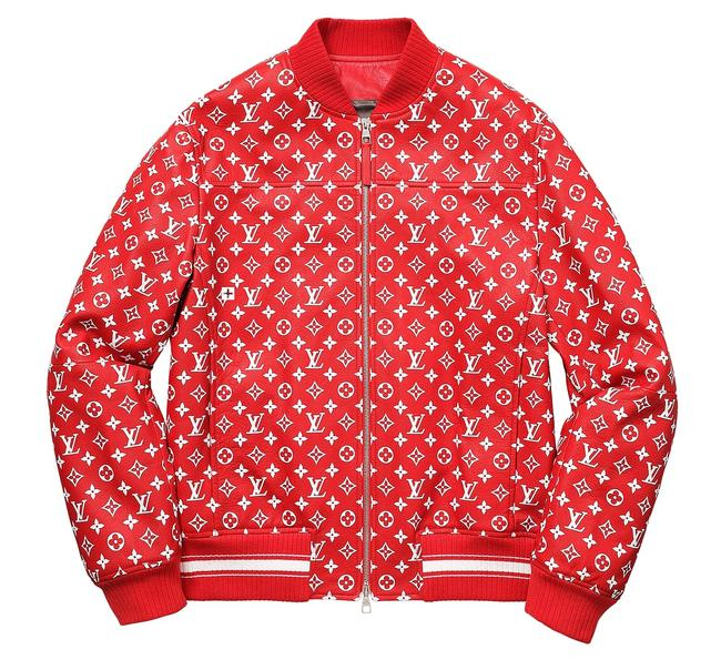 Preload https://img-static.tradesy.com/item/21925016/louis-vuitton-x-supreme-red-white-leather-bomber-varsity-unisex-monogram-size-10-m-0-0-650-650.jpg