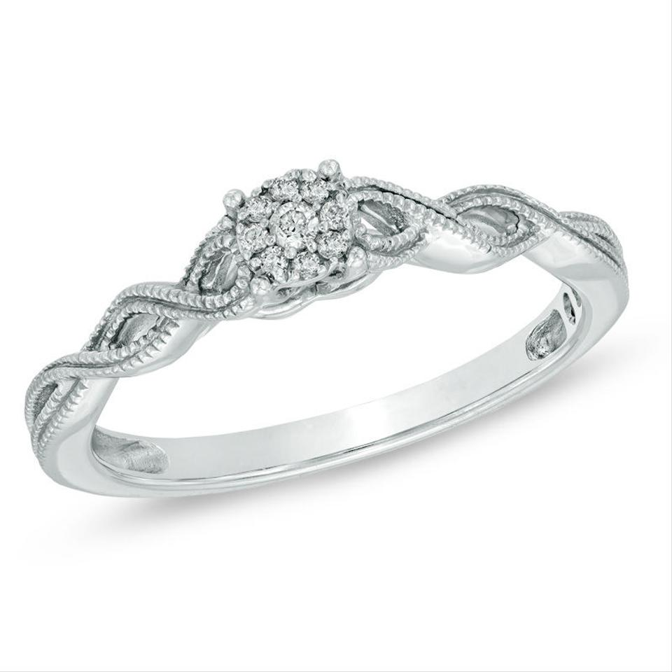 zirconia sterling ring rings wedding fine cubic jewelry diamond cz products silver cut engagement white gold princess
