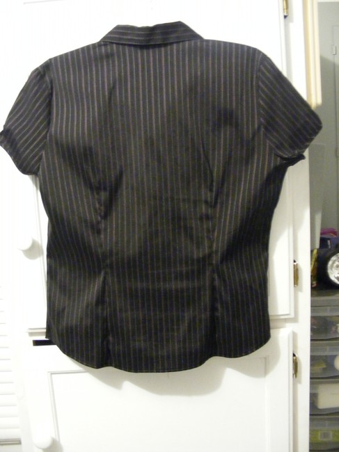 DCC Button Down Shirt Black