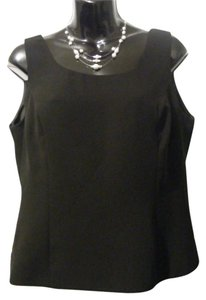 Kasper Top Black