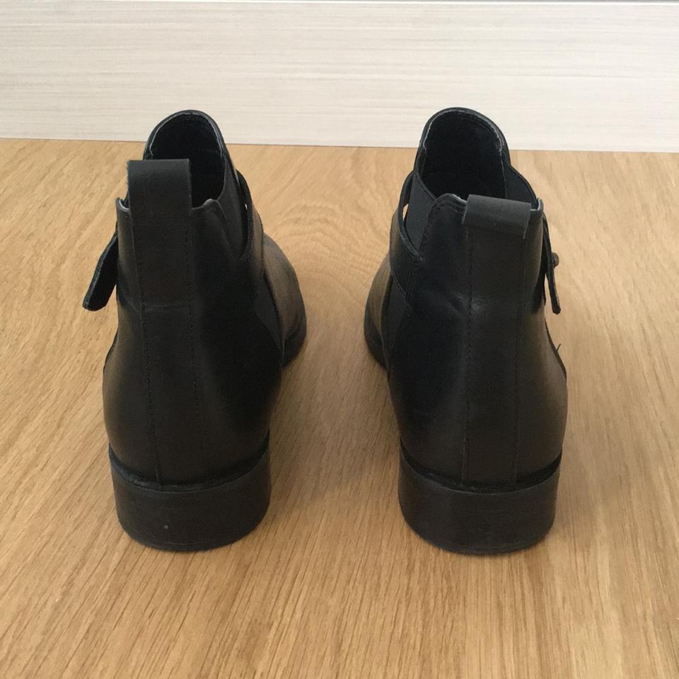 39c8b0bdf88 Topshop Black Boots Ankle Booties Leather rr1qB6 --brothersbowling.com