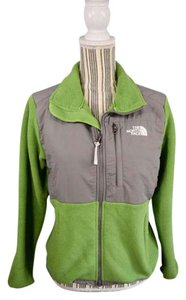 The North Face Green, Grey Jacket