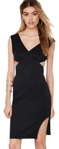 Nasty Gal Cut-outs Dress