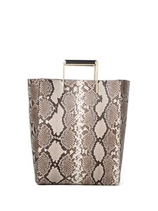 Jason Wu Tote in Luggage Multi
