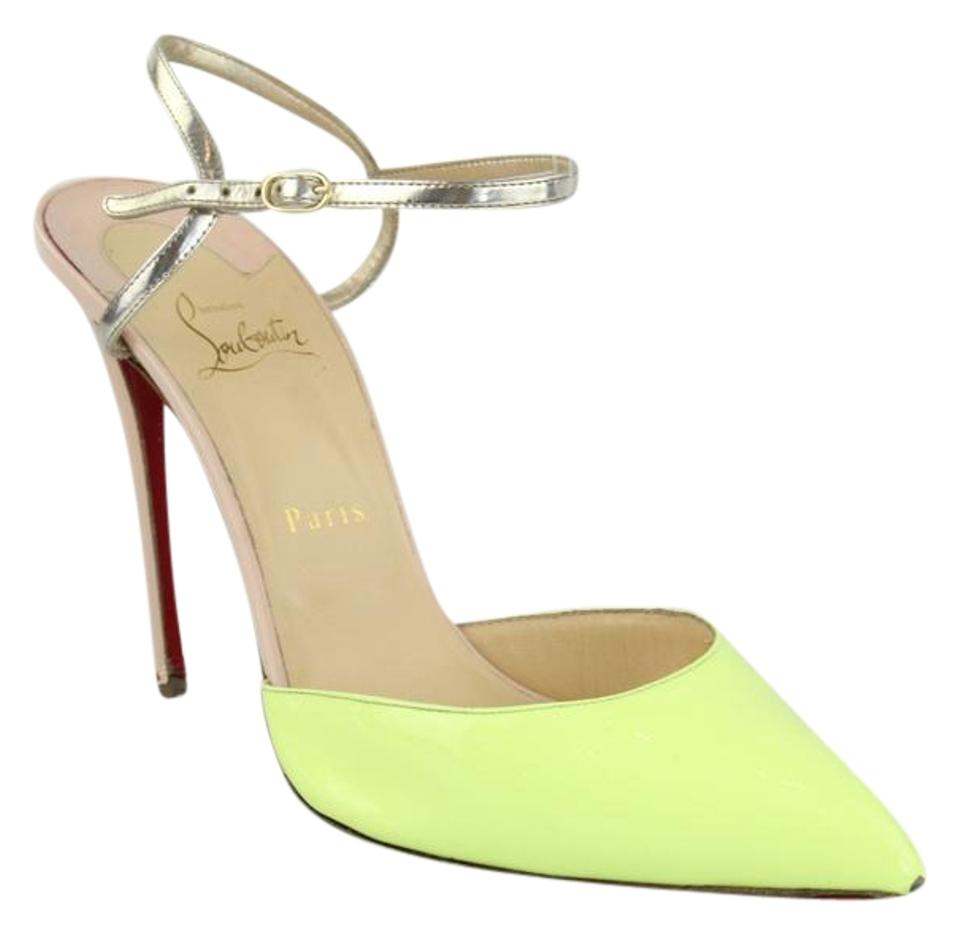WOMEN Christian Louboutin Pumps Multicolor Rivierina Pumps Louboutin Most practical 6a674b