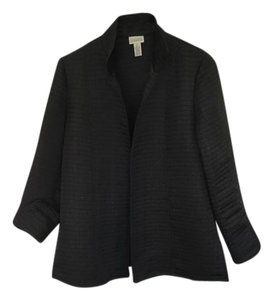 Classic Elements Casual Outdoor Lightweight Quilted Perfect For Autumn Black Jacket