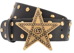 Gucci Brand New Gucci GG Star Belt Size 65