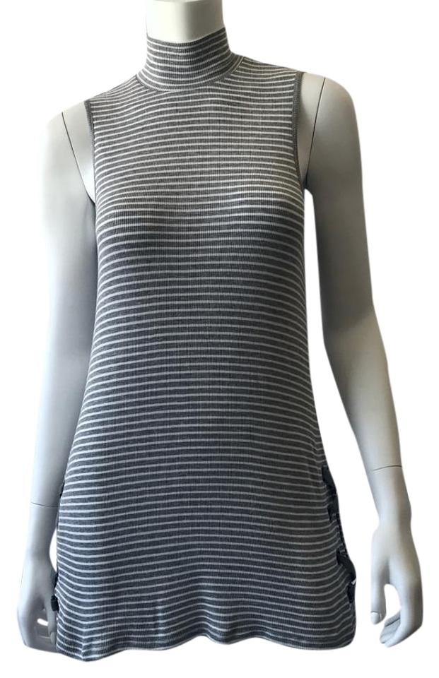 Cable & Gauge Mock Neck Short Casual Dress Size 8 (M) - Tradesy