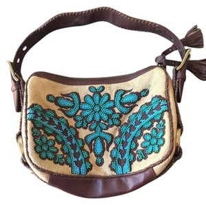 58ab2dc2a76 Brown Isabella Fiore Satchels - Up to 90% off at Tradesy