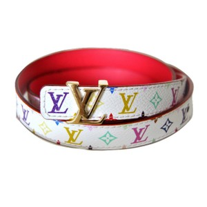 Louis Vuitton Louis Vuitton Monogram Belt, Iconic LV Buckle