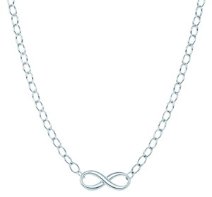 Tiffany & Co. Tiffany Infinity Necklace in Sterling Silver