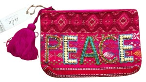 ale by alessandra pink/multi Clutch