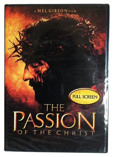 "Other DVD ""The Passion Of The Christ"" [ MissSundayBest ]"