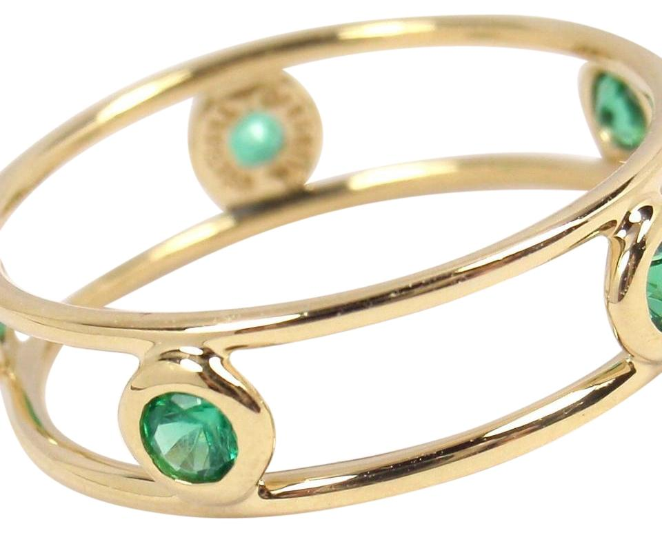 d6e257981 Popular Tiffany & Co. Elsa Peretti 18k Gold Color By The Yard Double Wire  IE66