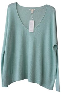 Eileen Fisher Fair Trade Textures Cotton Boxy Sweater
