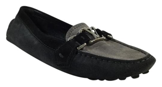 Preload https://item1.tradesy.com/images/louis-vuitton-navy-blue-and-grey-tritone-oxford-loafers-flats-size-us-9-regular-m-b-2193140-0-2.jpg?width=440&height=440