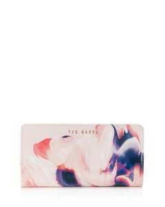 Ted Baker pale pink Clutch