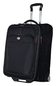 American Tourister Luggage Blackluggage Carry On BLACK Travel Bag