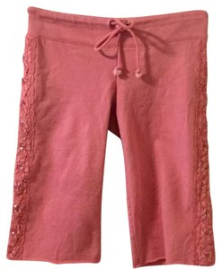 Twisted Heart Twisted Heart cropped pink sweats