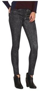 Genetic Denim Skinny Jeans-Coated
