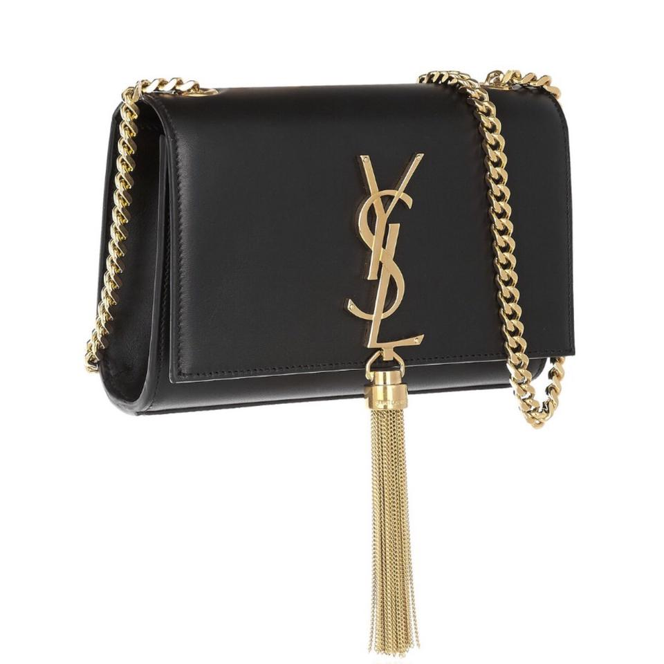 Body Tassel Monogram Kate Monogram Small Laurent Chain Bag Cross Saint qIf8wP4n