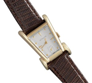 Jaeger-LeCoultre 1955 Jaeger-LeCoultre Vintage Mens Watch, Rare Case, 10K Gold Filled,