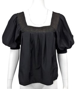Castle Starr Top Black